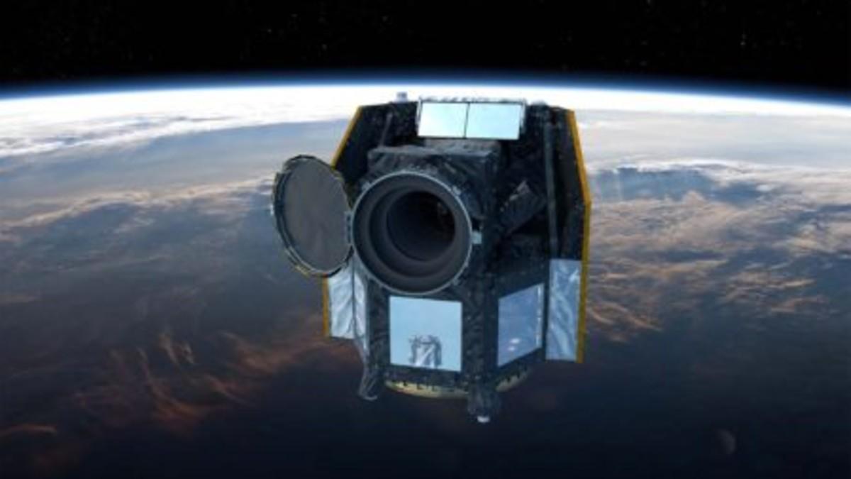(Foto) Telescopio espacial CHEOPS registra sus primeras imágenes