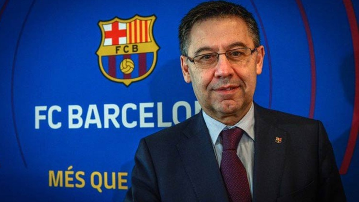 Conceden libertad provisional a expresidente del FC Barcelona Josep Bartomeu