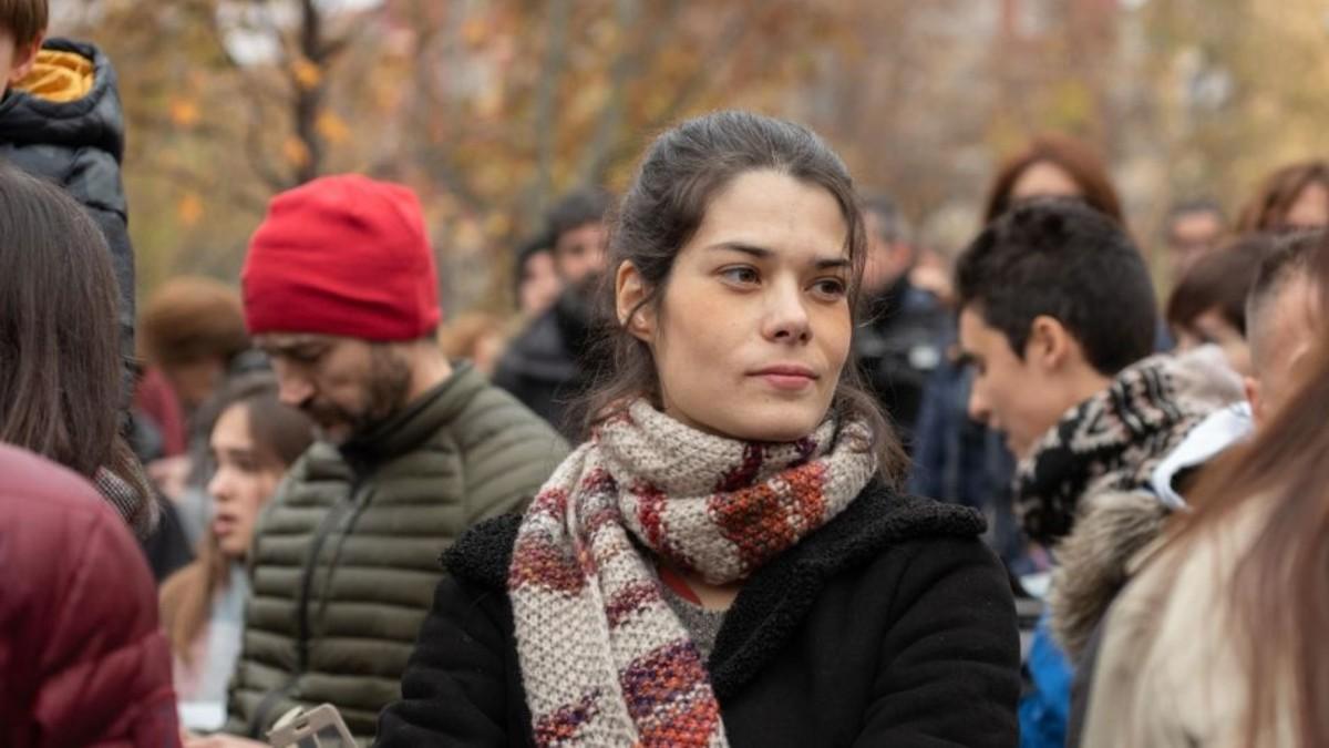 Activista Isa Serra: «Queda mucho por hacer en  España para que la institución judicial funcione de acuerdo a los intereses de la mayoría y no de acuerdo a intereses políticos»