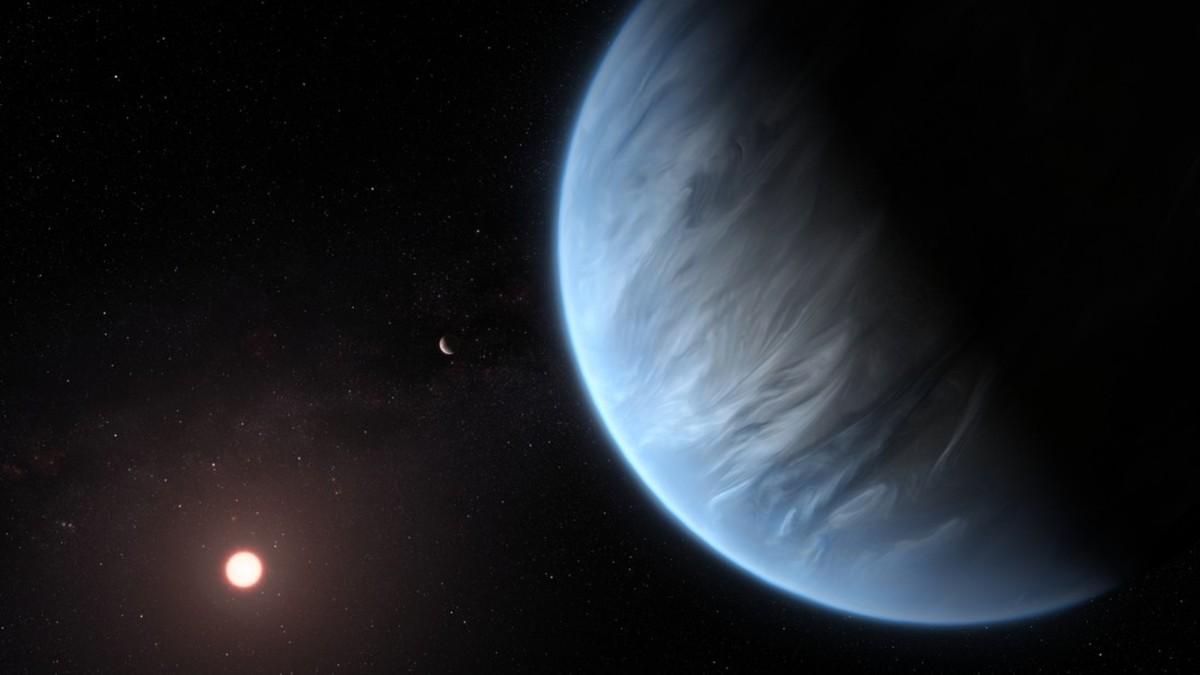 Descubren que planeta rocoso fuera del sistema solar es potencialmente habitable