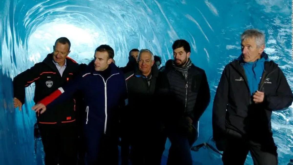 Macron y su preocupación ambiental como estrategia electoral
