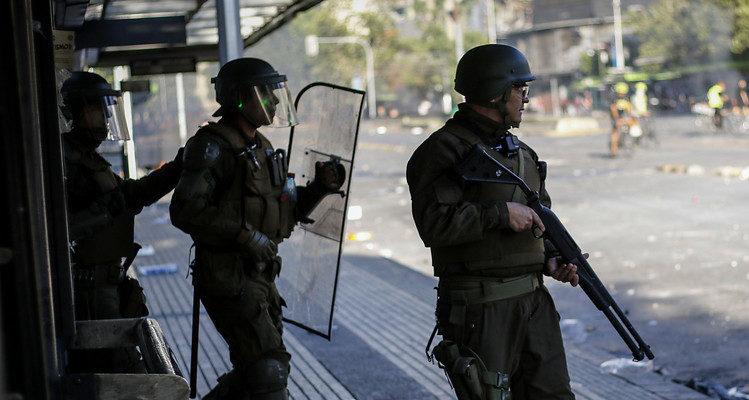 INDH denuncia cifras alarmantes de golpizas perpetradas por Carabineros en Valparaíso