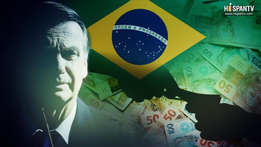¿Brasil en venta? Bolsonaro acelera privatizaciones para reducir al mínimo el Estado