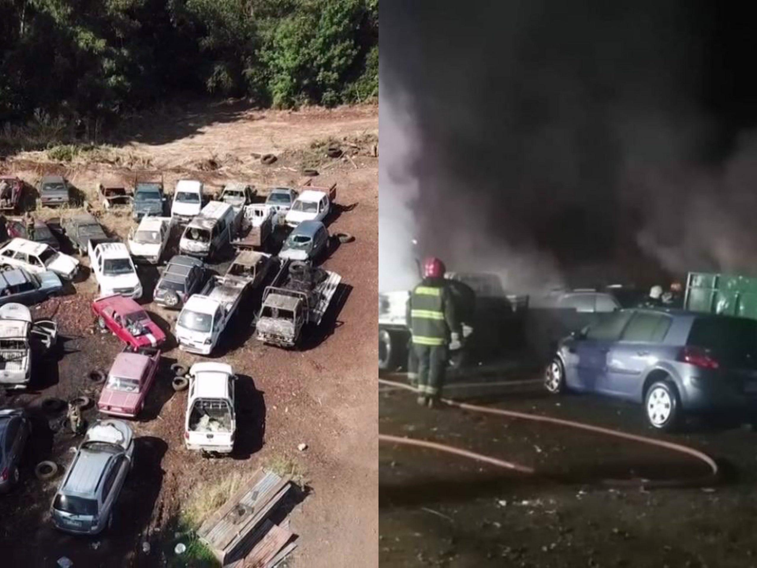 Las sospechas de Aucán Huilcamán tras incendió en Collipulli
