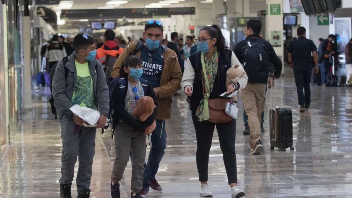 México: alertan tercera ola de contagios Covid-19 en Semana Santa