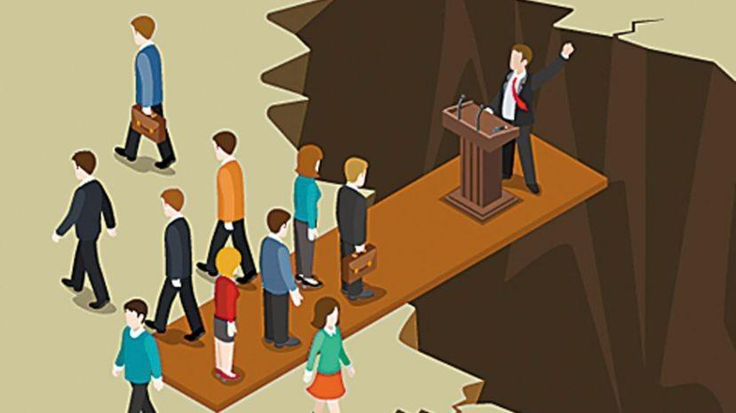 Más del 50% de los ciudadanos del mundo no están satisfechos con la democracia