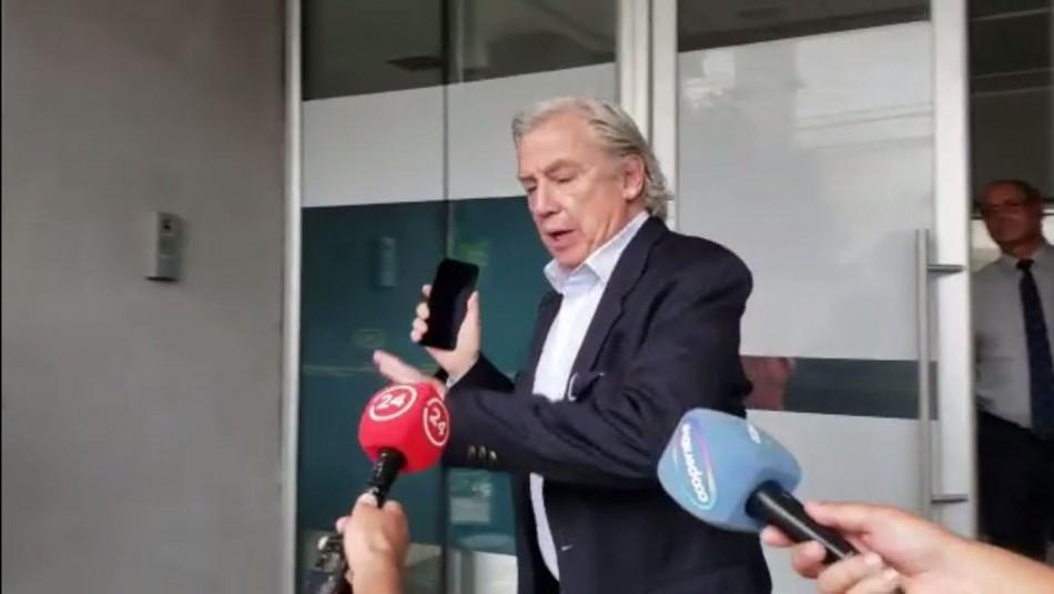 Libertad vigilada y multa de $5 millones para Raúl Schüler por «receptación y daño patrimonial»