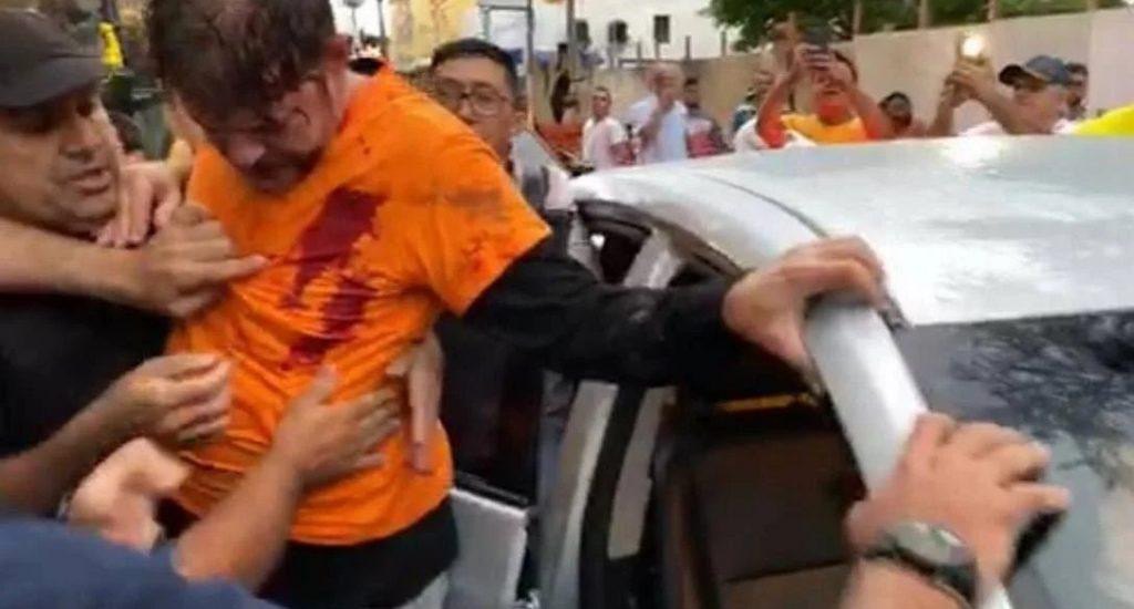 Un senador brasileño resultó herido de bala durante una protesta policial