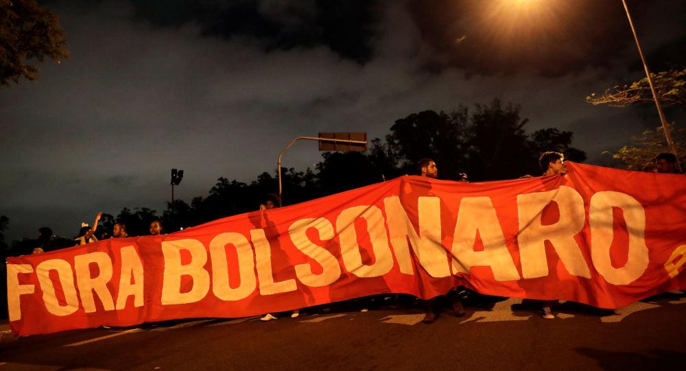 Brasil: Jueza suspende despidos masivos en Petrobras mientras camioneros se suman a histórica huelga
