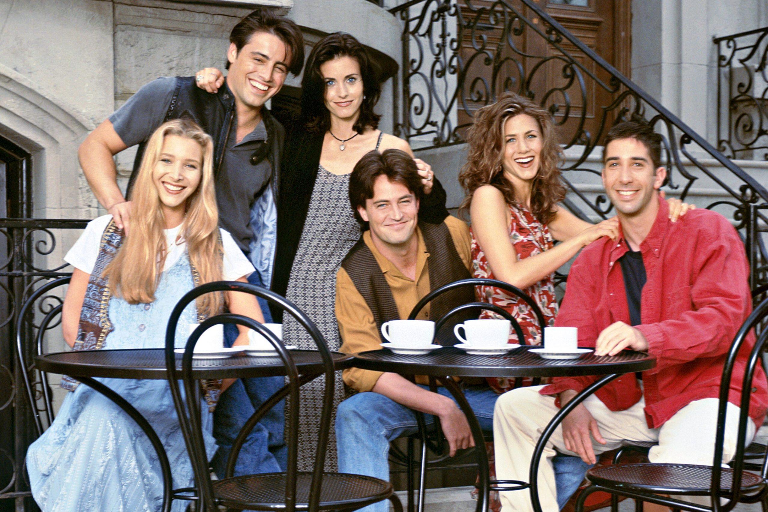 Confirmado: «Friends» regresa a la pantalla chica pero en otro formato
