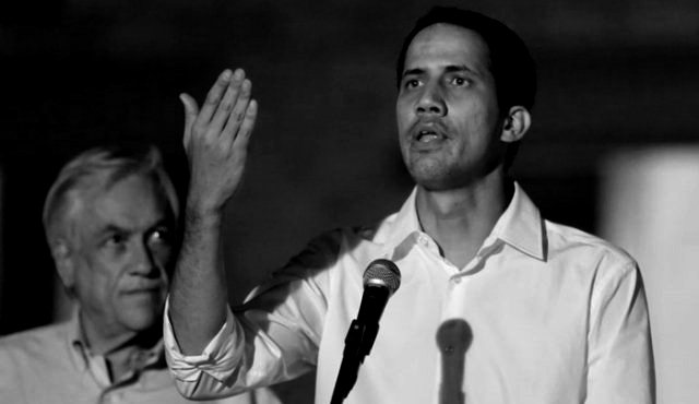 Juan Guaidó: Todo lo falso se cae a pedazos