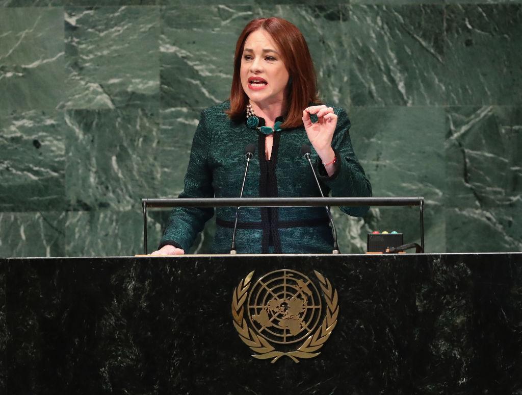 Elecciones OEA: María Fernanda Espinoza busca hacer historia venciendo a EE. UU. y Almagro