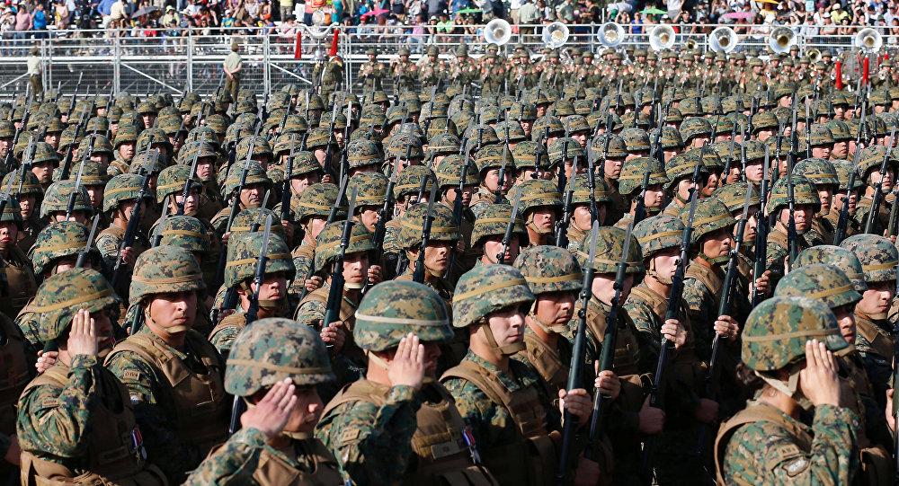 Militares involucrados en la quema de archivos de la CNI quedan en libertad bajo fianza
