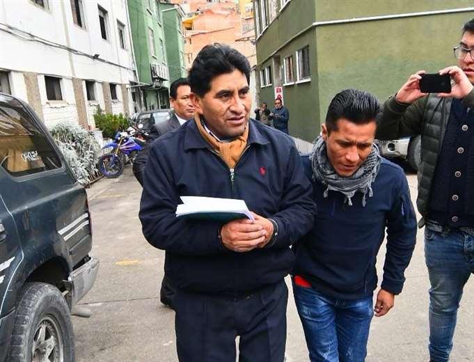 Otro exfuncionario de la administración de Morales encarcelado