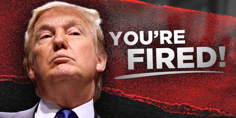 """""""La venganza de Trump"""": Despide a dos funcionarios que fueron testigos en su juicio político"""
