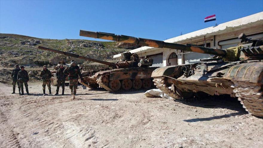 Siria advierte que responderá a las agresiones de las fuerzas turcas de ocupación