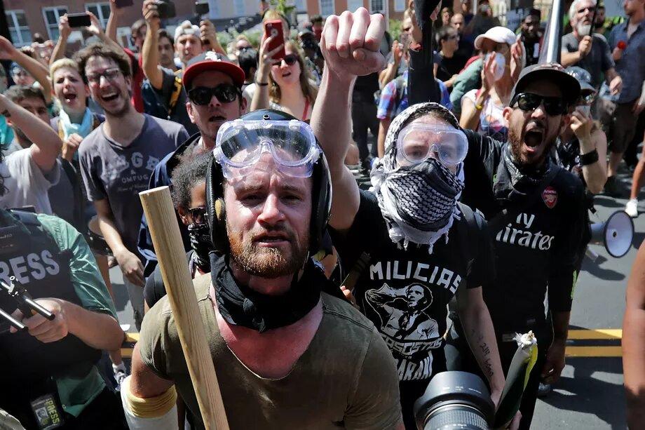 ¡Isso é uma epidemia! Massacres racistas de extrema direita crescem 320 % em cinco anos