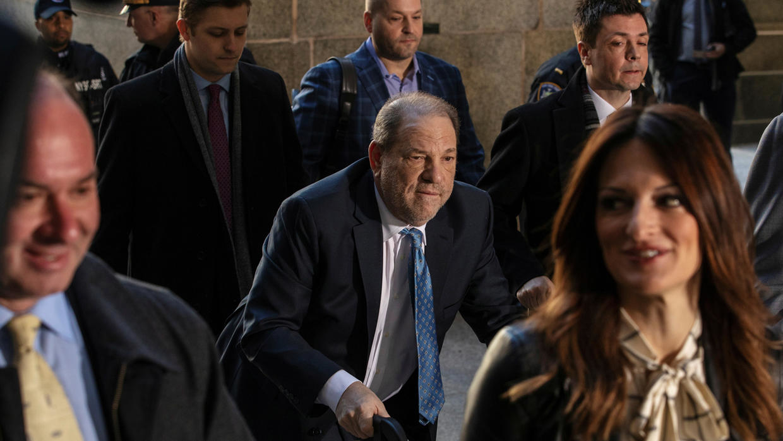 ¿Qué le espera a Harvey Weinstein después de haber sido hallado culpable?