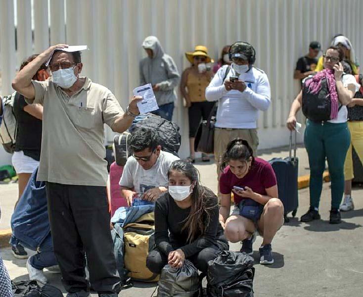 Chilenos varados en el exterior: Diputado recuerda a cónsules que «deben estar al servicio de comunidad en el extranjero»