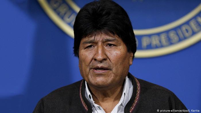 """Evo Morales: """"El coronavirus demuestra que es imprescindible el sistema multilateral"""""""
