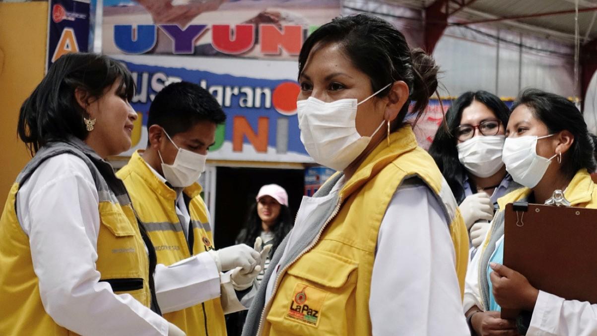 Coronavirus: Bolivia cuenta con un solo laboratorio para  detectar el COVID-19