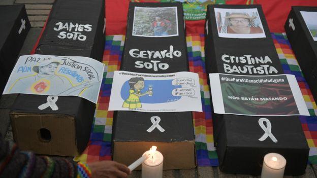 Asesinan a líder sindical en el Cauca colombiano