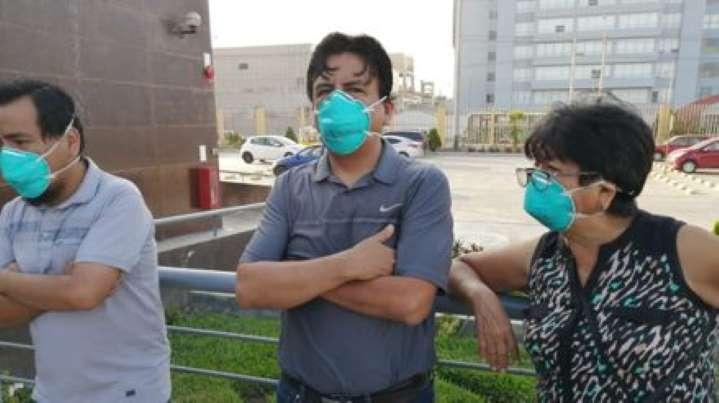 Coronavirus: arrestos y multas si incumplen cuarentena en Potosí, Bolivia