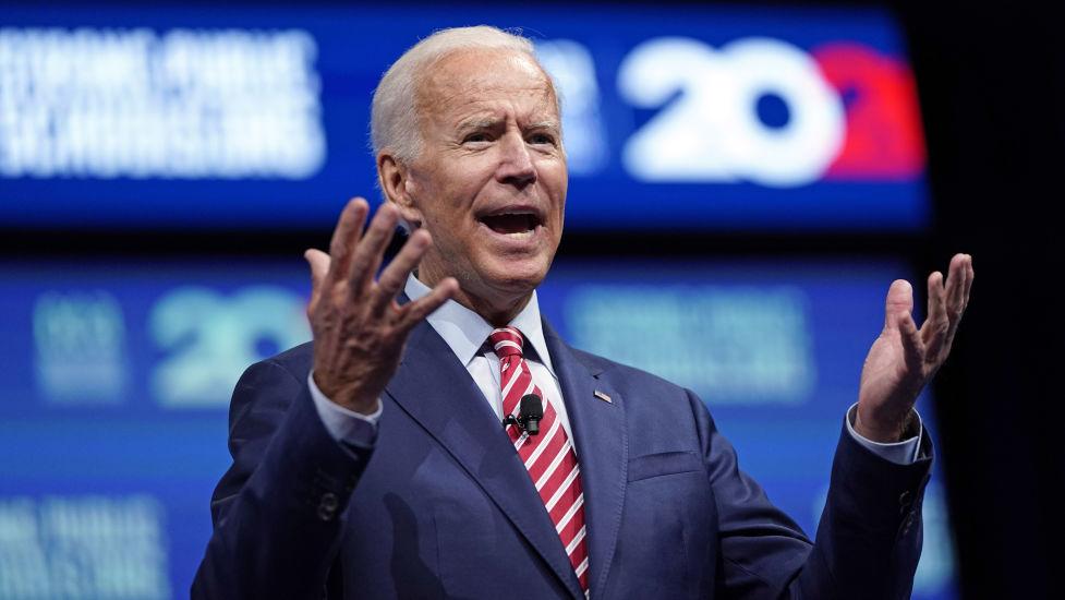 Joe Biden más cerca de la nominación demócrata a las presidenciales de EE. UU.