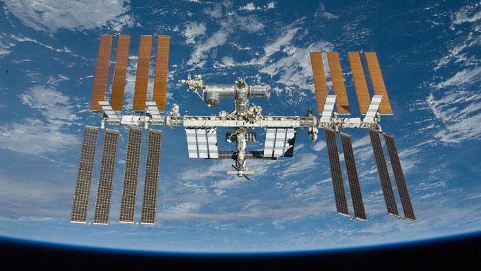 ¿El espacio es el lugar más seguro para esconderse del coronavirus?