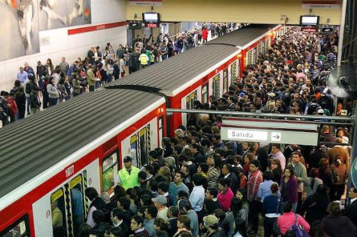 Primer caso de trabajador de Metro contagiado por coronavirus