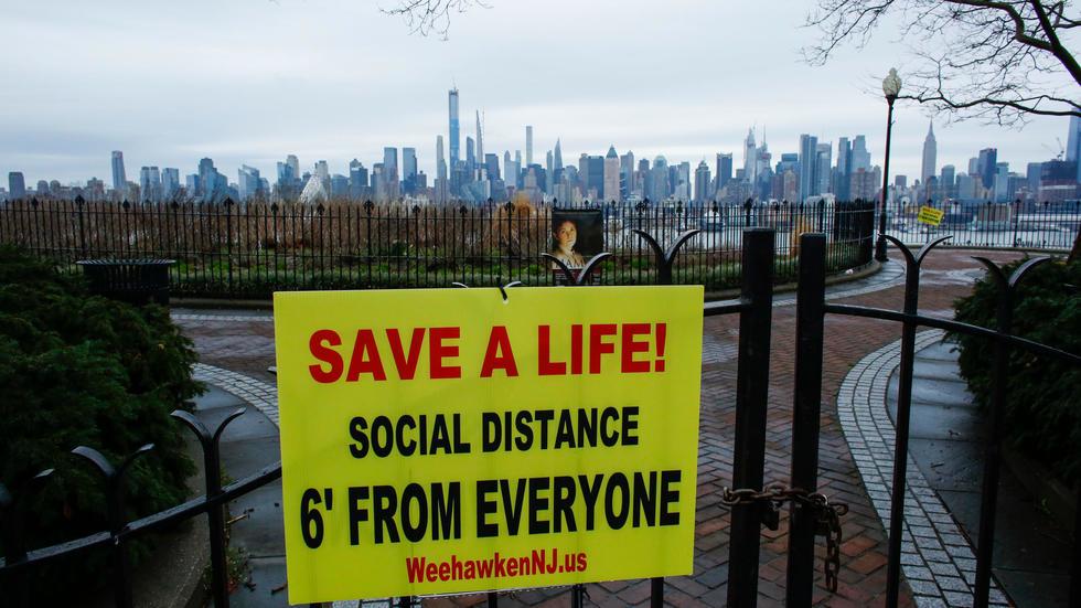 Trump descarta cuarentena para Nueva York, foco del coronavirus en Estados Unidos