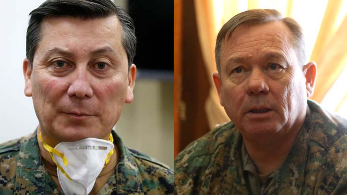 Jefes de Defensa responsables de Estado de Catástrofe aparecen en informe de pagos millonarios de las FF.AA