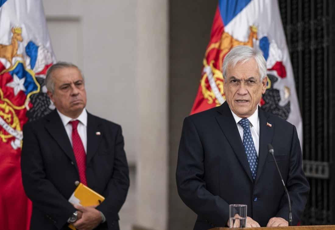 'Hay sensación de que decisiones de Gobierno son motivadas por protección a privilegiados': Cátedra de DDHH de U. de Chile