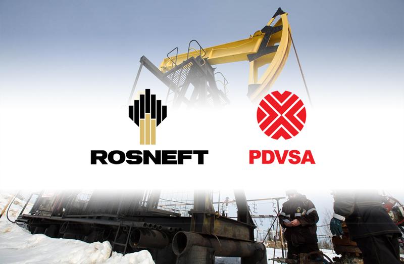 ¿Cuál es la verdad sobre el  traspaso de activos de Rosneft en Venezuela?