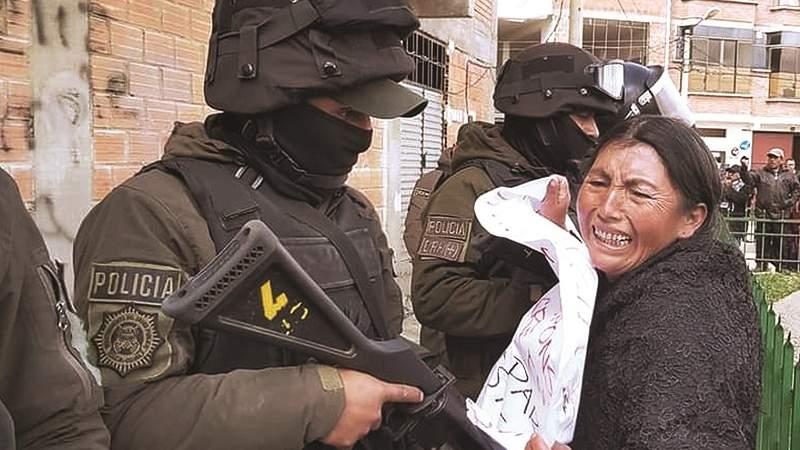 Senkata centro de resistencia contra la impunidad