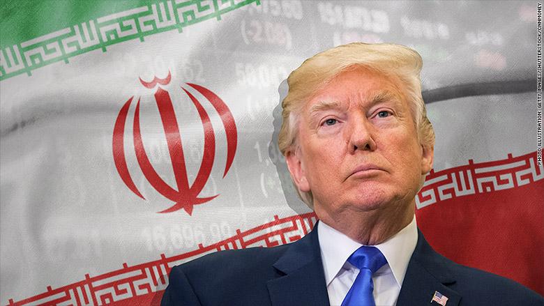 Trump endurece las sanciones contra Irán medio de la epidemia del coronavirus