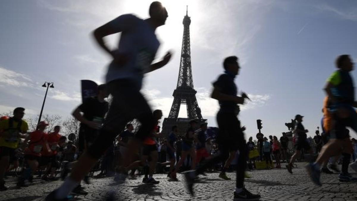 Maratón de París se reprograma para octubre por Covid-19