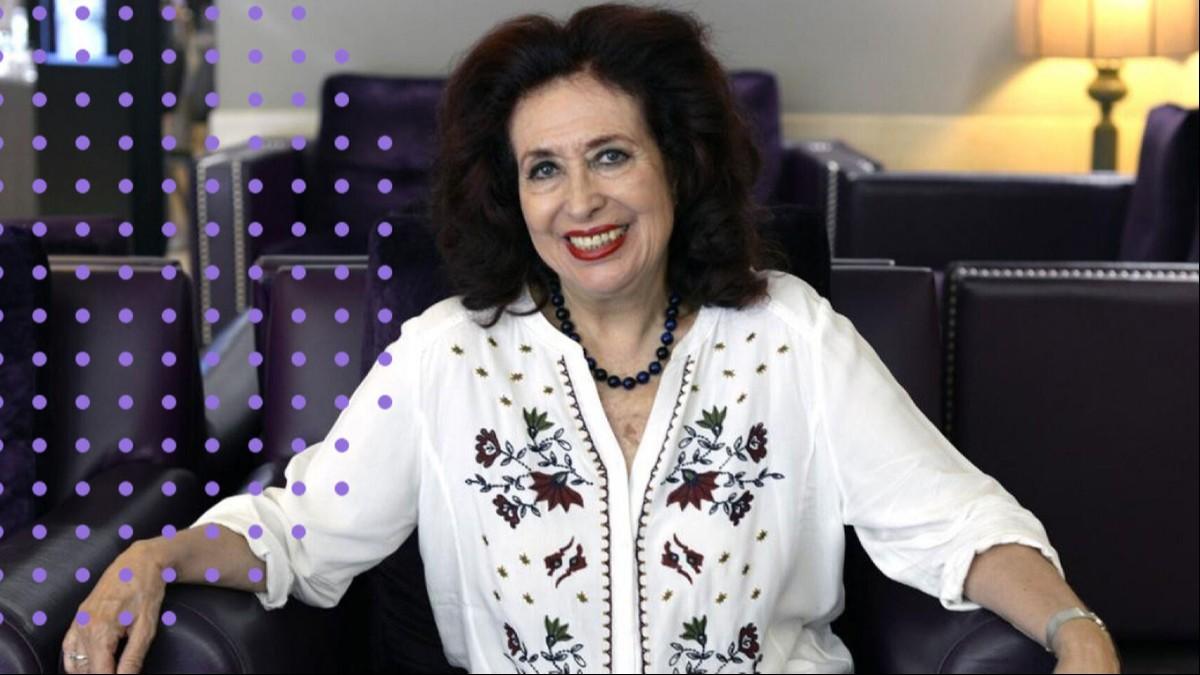 """Activista Lidia Falcón: """"Sin vocación política, el movimiento feminista está condenado a la irrelevancia"""""""