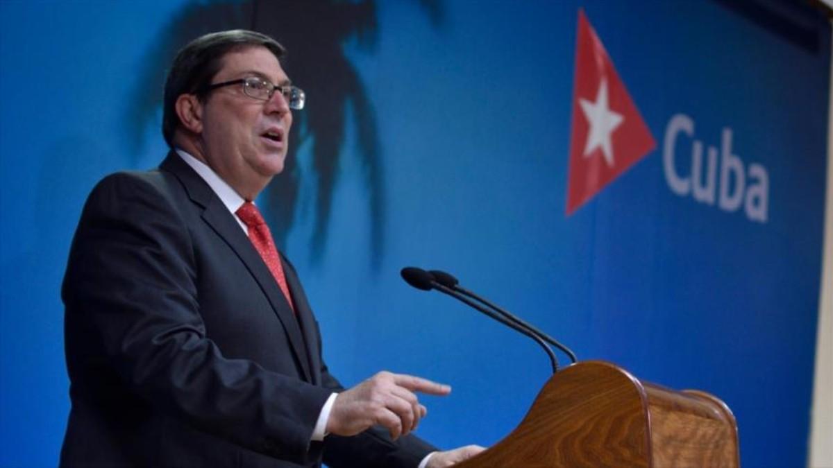 Canciller cubano afirma que EE.UU. es el principal violador de los Derechos Humanos en el mundo
