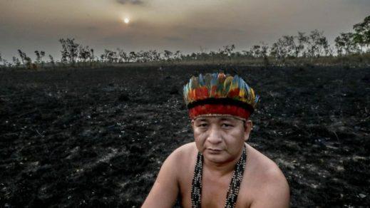 Indígenas de la Amazonía solicitan al gobierno de Ecuador eliminar las concesiones mineras