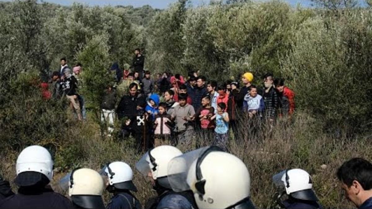 HRW señala que la UE permite los abusos en la frontera greco-turca