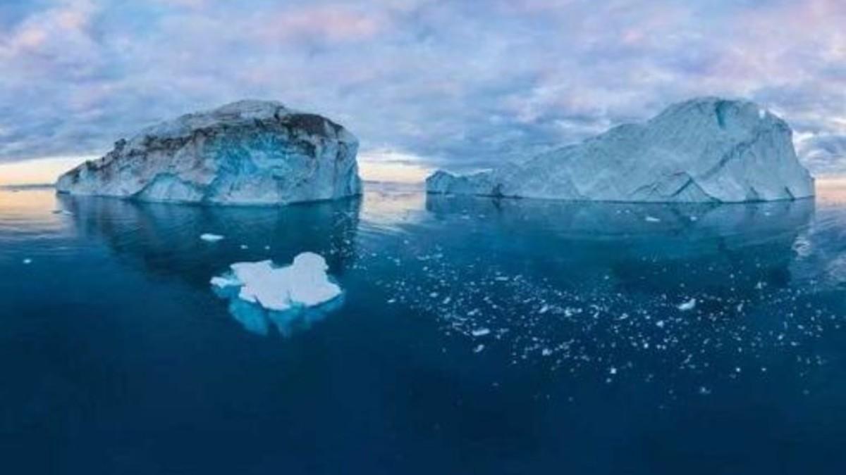 Deshielo incrementa el nivel del mar en Groenlandia como efecto del Calentamiento Global