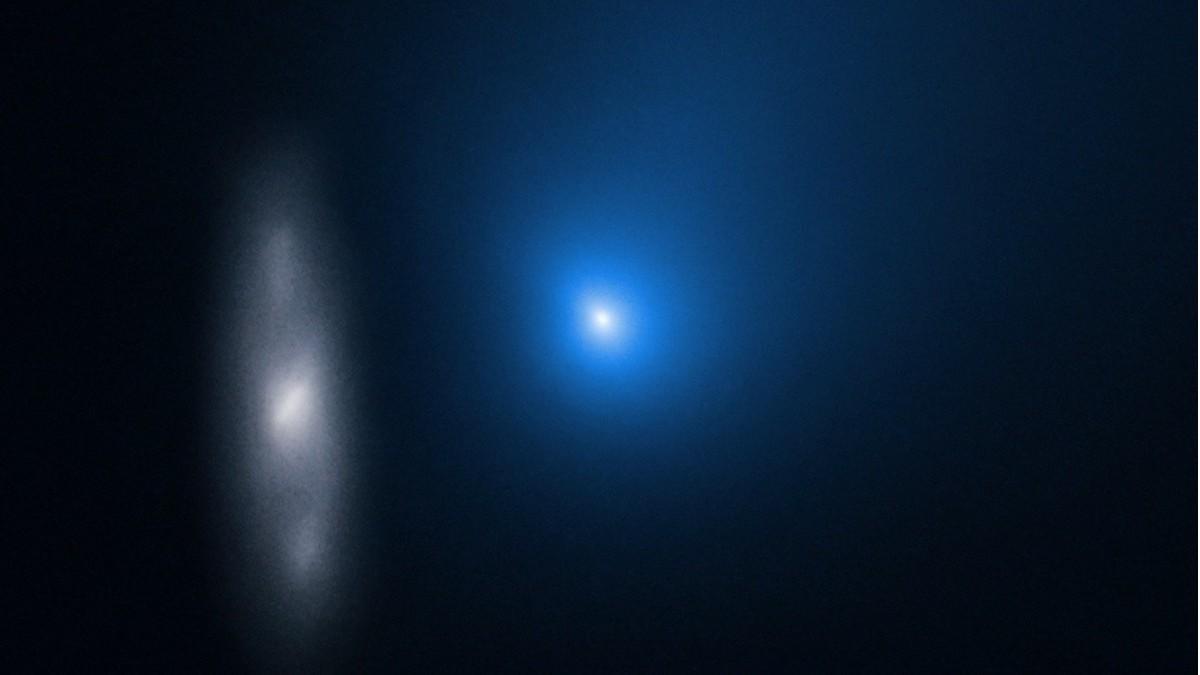 Cometa interestelar Borisov se descompone al acercarse al Sol
