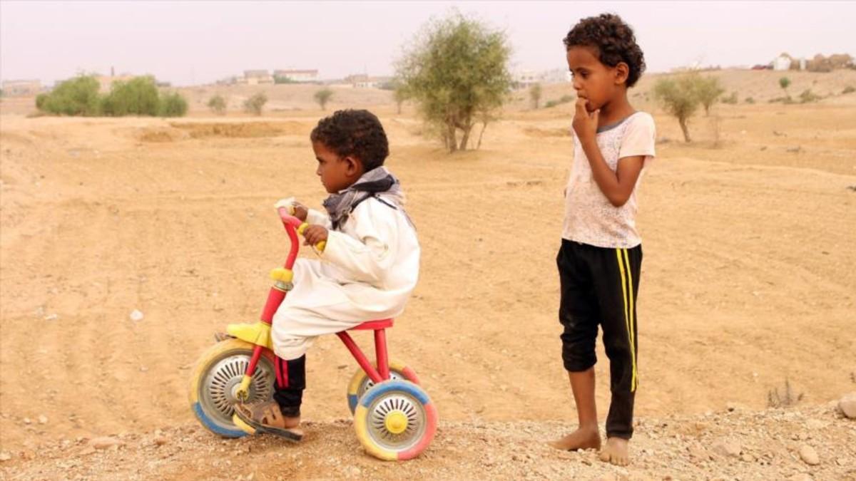 ONG denuncia impacto devastador de agresión saudí en niños yemeníes