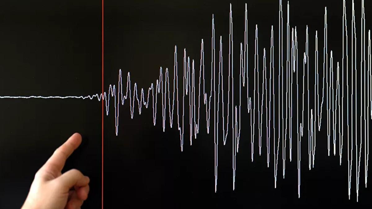 El confinamiento reduce la actividad sísmica mundial
