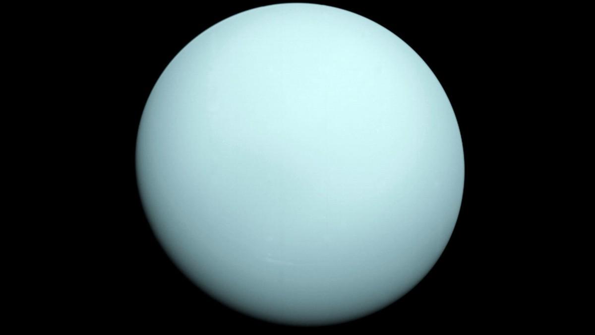 Científicos descubren cómo opera el entorno magnético de Urano