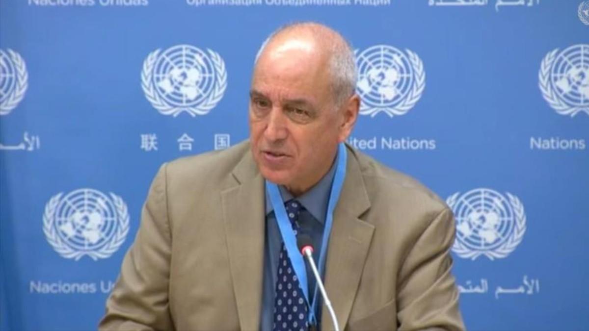 ONU asegura que las colonias israelíes entorpecen una solución al conflicto con Palestina