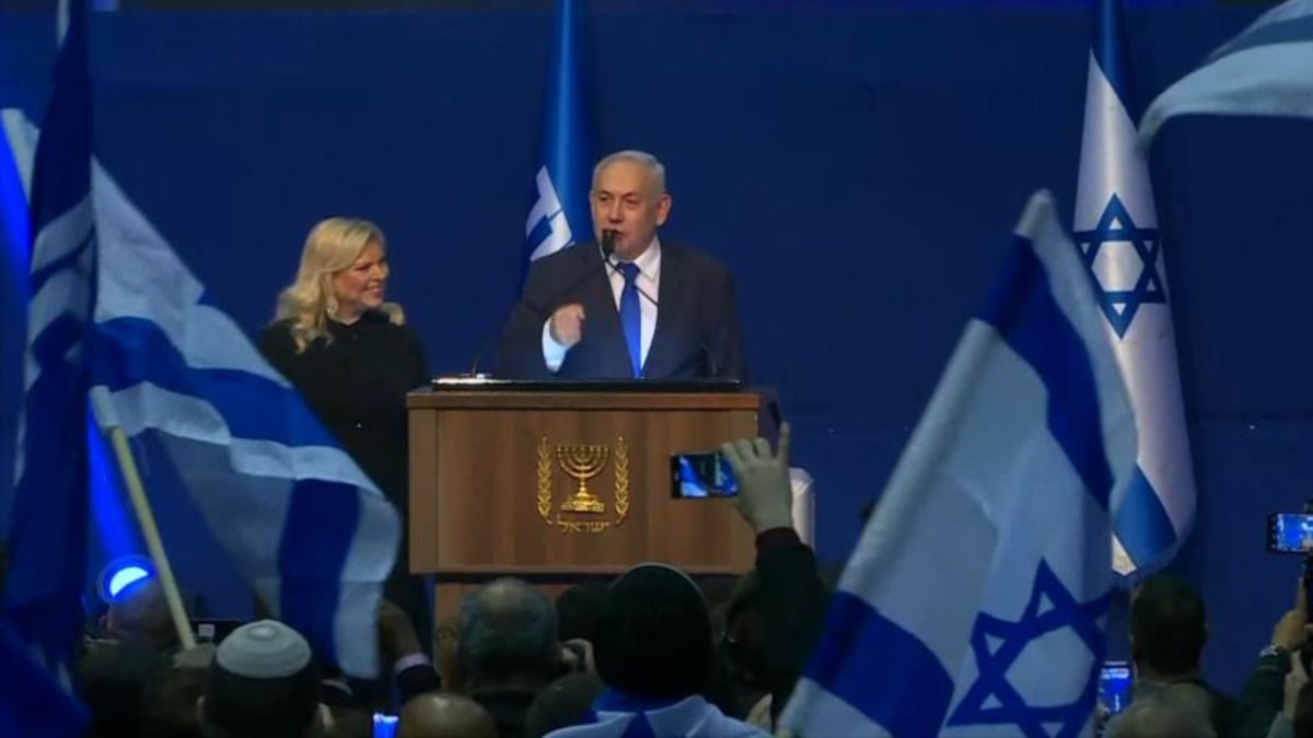Palestinos aseguran que la victoria de Netanyahu devela el carácter colonial de los israelitas