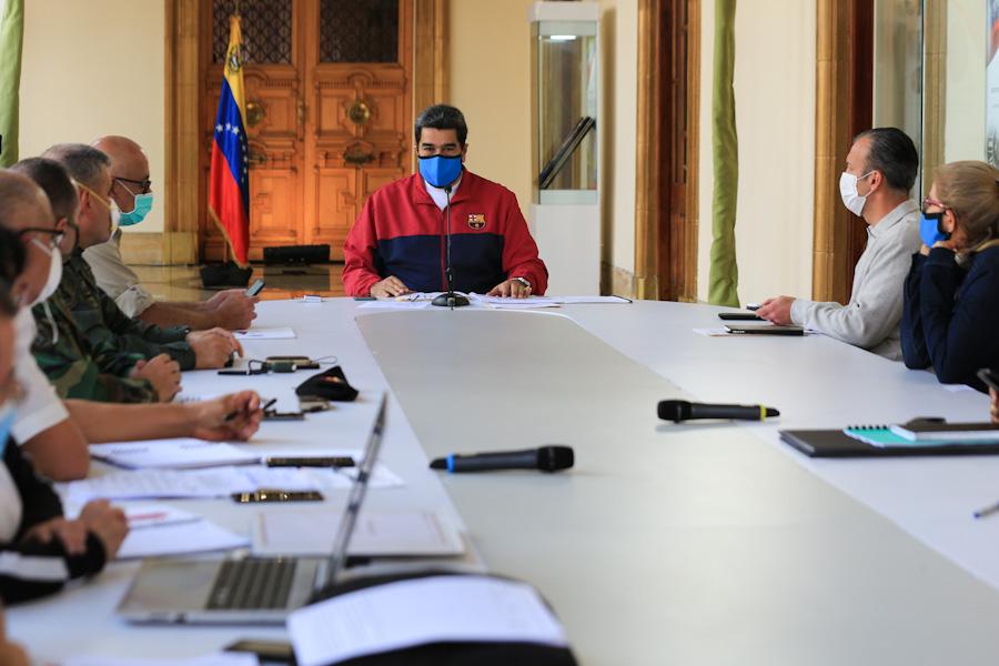 Venezuela: Casos de coronavirus suben a 91 y denuncian bloqueo aéreo de EE. UU.