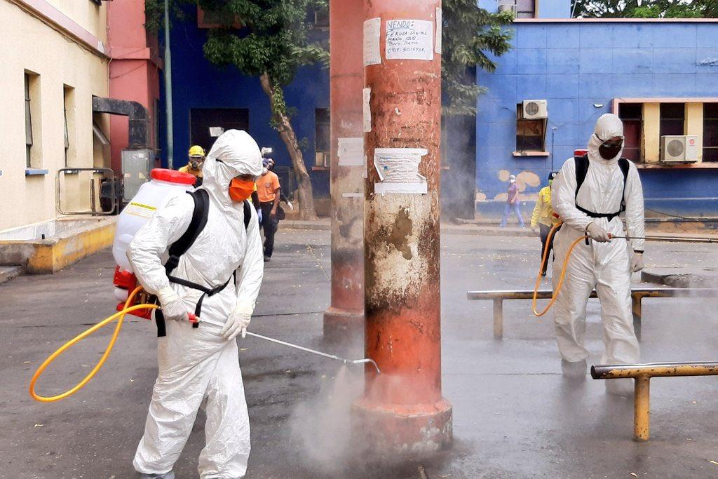 Autoridades venezolanas reportan primer fallecido por coronavirus